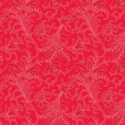 CAMILE'S VINTAGE FIERY RED